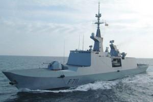 """В Черное море выслан третий натовский корабль, французский фрегат """"Сюркуф"""""""