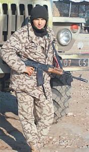 Савченко в Ираке