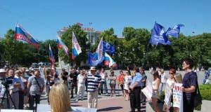 Севастопольцы возмущены продолжающейся в городе коррупции
