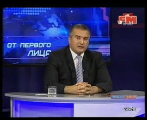Сергей Аксенов провел прямой эфир и ответил на многочисленные вопросы