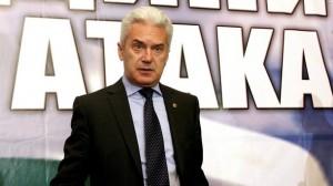 """Волен Сидеров и его партия """"Атака"""" признают Крым частью России."""