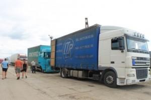 ФСБ пытается остановить незаконны транзит украинских товаров в Россию через Крым