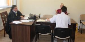 Судилище над Юрием Мешковым проходило в кабинете судьи Сергея Яковлева