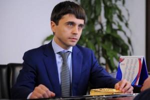 Вице-премьер Крыма Руслан Бальбек