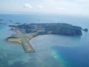 Коморский остров Майотта у побережья Африки