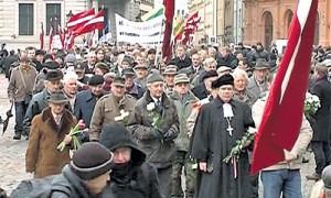 Фашистский режим Латвии маразмеет день ото дня