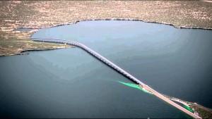 План строительства Керченского моста