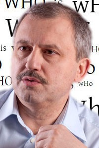 Беглый крымский политик Андрей Сенченко