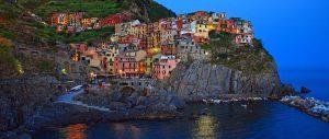 Лигурия также живописна, как и Крым. Итальянская провинция признала наш полуостров российским