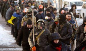 Украинские боевики попытались совершить диверсию в района Армянска