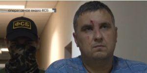 Задержанный в Крыму участник украинской РДГ Евгений Панов