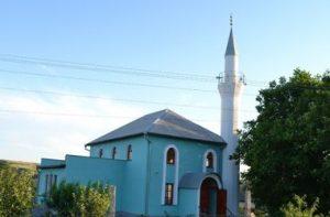 Мечеть в селе Пожарское Симферопольского района