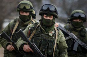 В Крыму разыскивается группа диверсантов