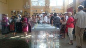Голосование в Севастополе