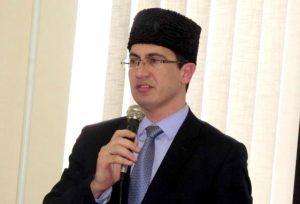 Заместитель муфтия Крыма Айдер Исмаилов