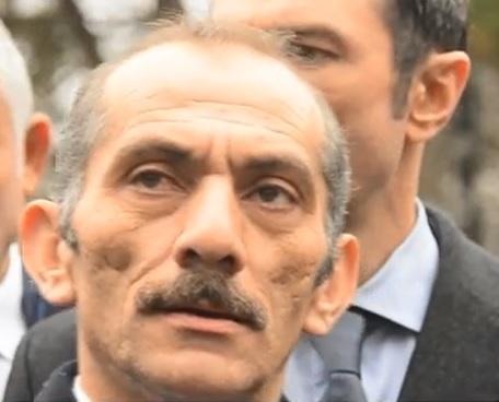 Хасан Дженгиз выступает с заявлением в Крыму
