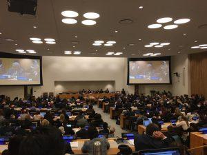 Профильный комитет ООН обсуждает антикрымскую резолюцию