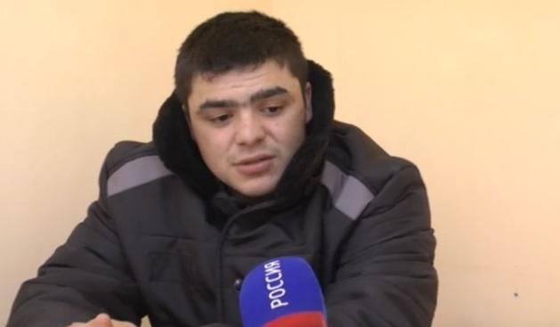 """Боевик """"Аскера"""" Сеит Зайтулаев пытался проникнуть в Крым в обход КПП"""