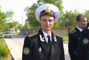 Российский прапорщик Максим Одинцов, похищенный украинской охранкой СБУ.