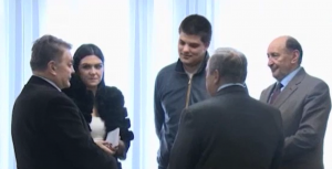 В Крым прибыла группа иностранных политиков, вызвавшая ярость киевской хунты