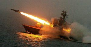 Ракетные стрельбы Черноморского флота