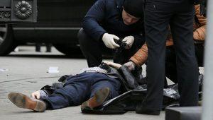 Убийство в Киеве экс-депутата Госдумы