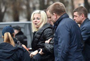 Мария Максакова в шоке от убийства мужа