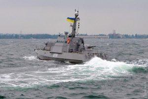Бандеровская хунта пытается запугать Крым своими убогими катерами
